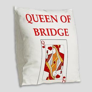 61 Burlap Throw Pillow