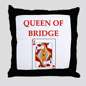 61 Throw Pillow