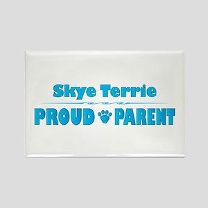 Skye Parent Rectangle Magnet