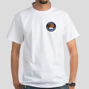 Cross Encounters White T-Shirt
