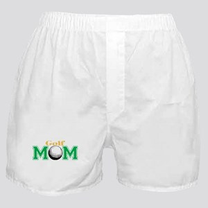 Golf Mom Boxer Shorts