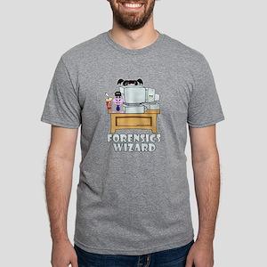 Abby Forensics Wizard T-Shirt