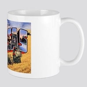 Kansas Greetings Mug