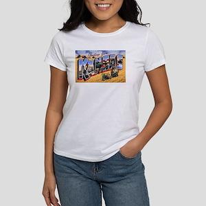 Kansas Greetings (Front) Women's T-Shirt