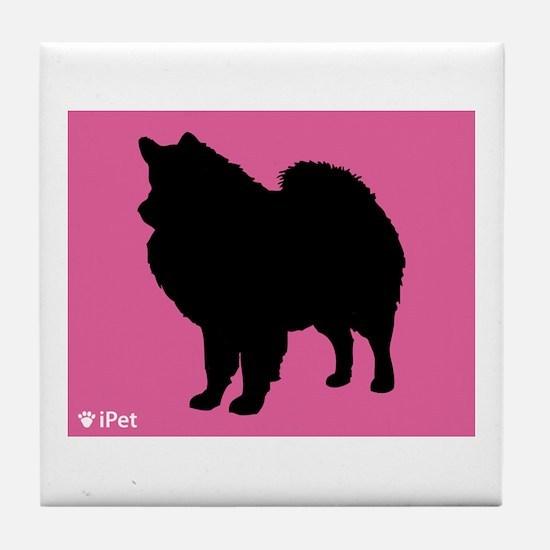 Eskimo iPet Tile Coaster