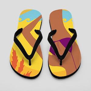 BEACHGIRL_2 Flip Flops
