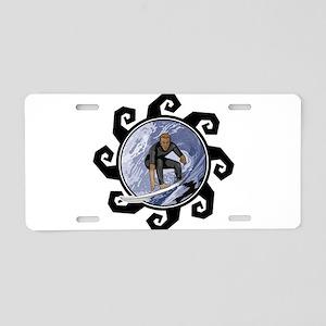 32191936 Aluminum License Plate