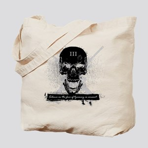 Silence is Consent Tote Bag