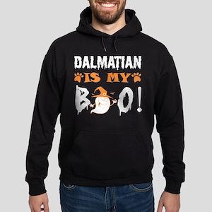 Dalmatian Is My Boo Happy Halloween Sweatshirt