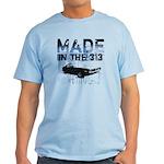 313 Detroit Made Light T-Shirt