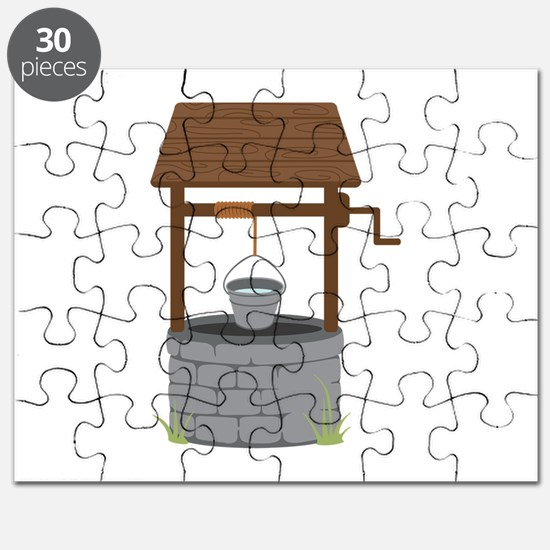 Water Well Puzzle