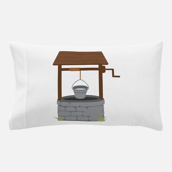 Water Well Pillow Case