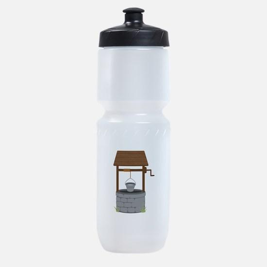Water Well Sports Bottle