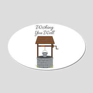 Wishing you Well Wall Decal
