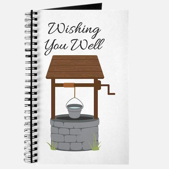 Wishing you Well Journal