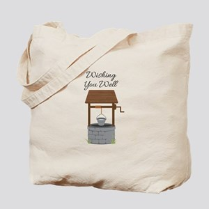 Wishing you Well Tote Bag