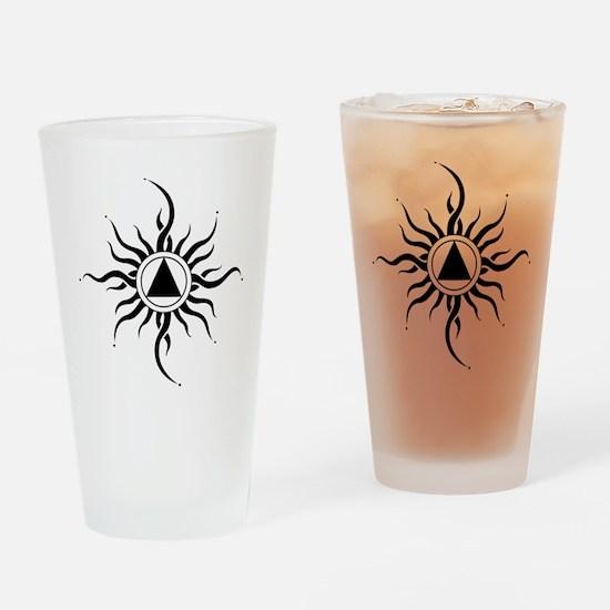 SUNLIGHT OF THE SPIRIT Drinking Glass