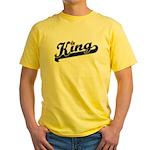 King Yellow T-Shirt