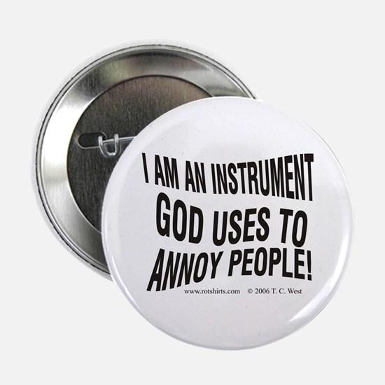 God's Instrument Button
