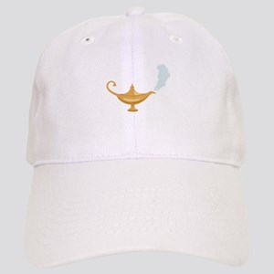 Genie Lamp Bottle Baseball Cap