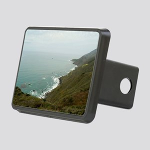 big sur coast Rectangular Hitch Cover