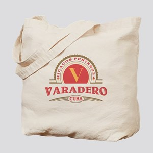 Varadero Retro Badge Tote Bag