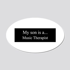 Son - Music Therapist Wall Decal