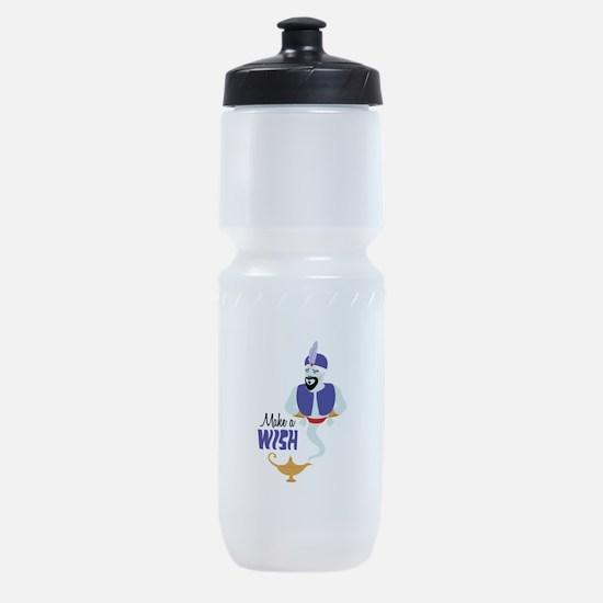 Make a WISH Sports Bottle