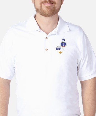 Make a WISH Golf Shirt
