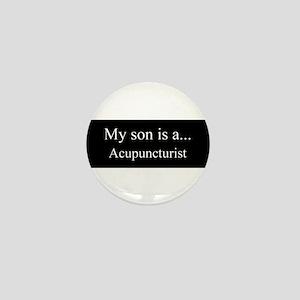 Son - Acupuncturist Mini Button