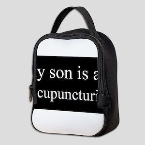 Son - Acupuncturist Neoprene Lunch Bag
