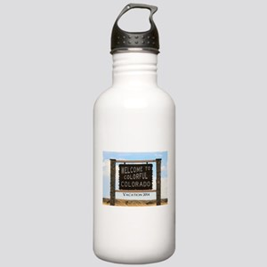 Customizable Colorful Stainless Water Bottle 1.0L