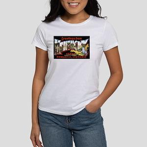 Kentucky Greetings (Front) Women's T-Shirt