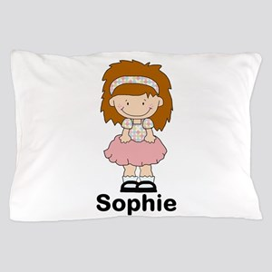 My Girl Personalized Pillow Case