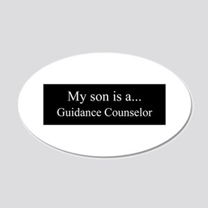 Son - Guidance Counselor Wall Decal