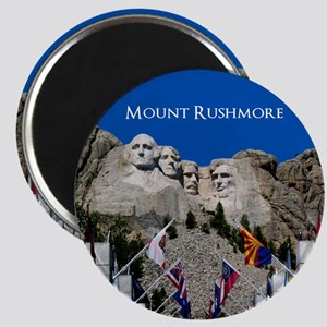 Mount Rushmore Customizable Souvenir Magnet