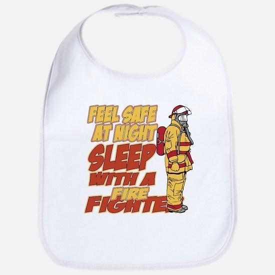 Feel Safe at Night Firefighter Bib