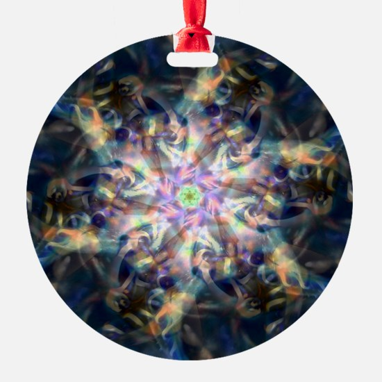 Glassy Ornament