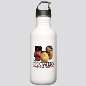 Meet the Dicktaters Water Bottle