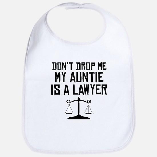 My Auntie Is A Lawyer Bib