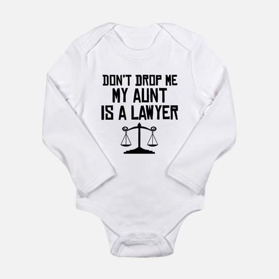 My Aunt Is A Lawyer Body Suit