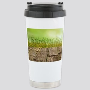 Nature in Love Stainless Steel Travel Mug