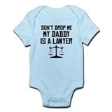 Baby lawyer Bodysuits