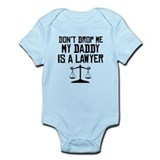 Lawyer humor Bodysuits
