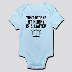 My Mommy Is A Lawyer Body Suit