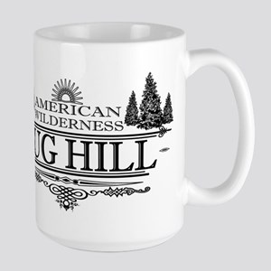 AMERICAN WILDERNESS Black Mugs