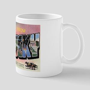 Kentucky Greetings Mug