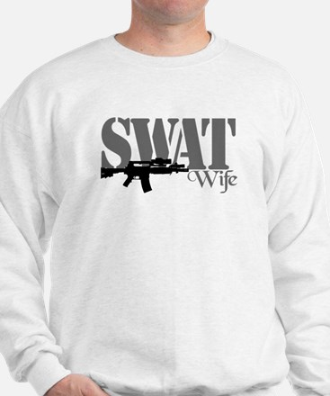SWAT Wife Sweatshirt