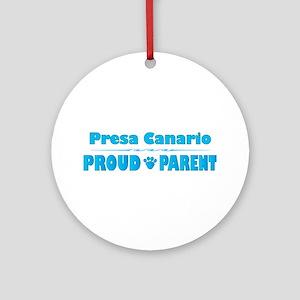 Presa Parent Ornament (Round)