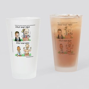 Those Cold Wars Drinking Glass